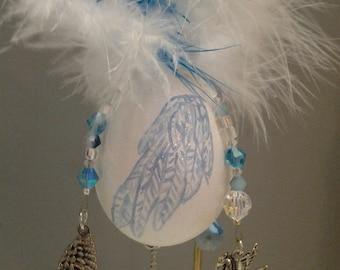 Pegasus Egg Ornament