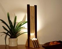 lamp wood, design, top of the line: SUMACA