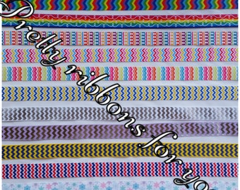 7/8 grosgrain ribbon, ready to be ship