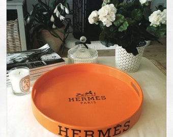 hermes replica trays