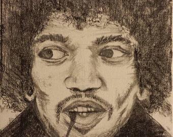Inspirational People- Jimi Hendrix