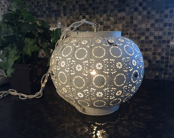 Hanging Lantern Light Fixture