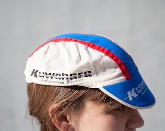 Vintage Kuwahara Cycling Cap