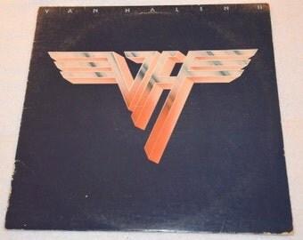 Van Halen II LP Vinyl Record Album Classic Rock