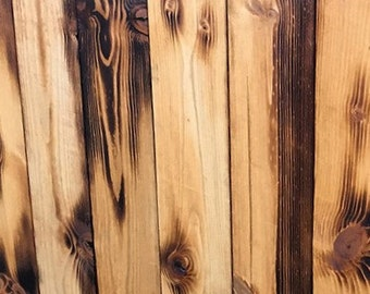 Distressed Wood Panels (Sold Per Board Ft.)
