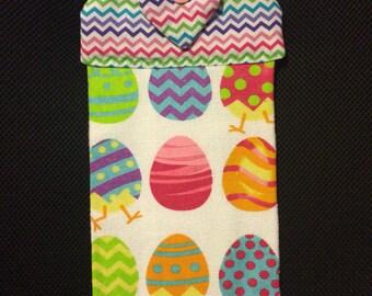 Easter Eggs Hanging Towel