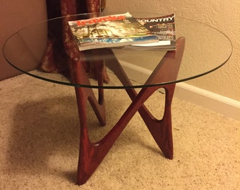 Handcrafted Modern Design Wood Table Base ***Free Shipping***