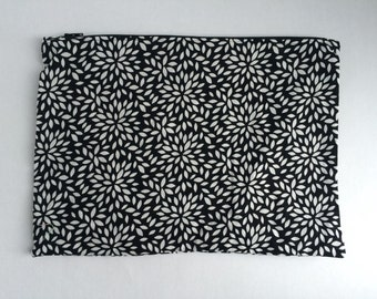 Large Zip Pouch, Zip bag , cosmetic makeup pouch