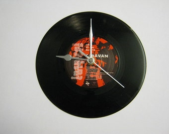 "Inspiral Carpets - ""Caravan"" Record Wall Clock"