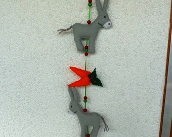 Children's Garland Donkey