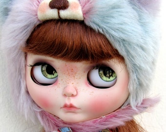 Realistic Blythe doll Eyechip - Green
