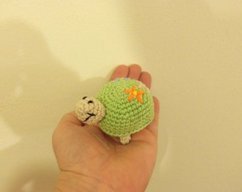 Crochet Turtle Amigurumi
