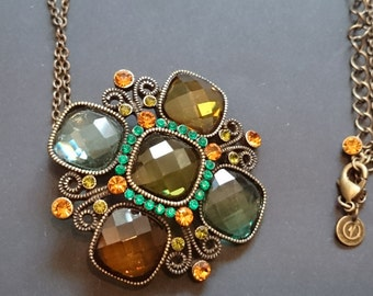 Victorian Styled Pendent                                                                                                    .
