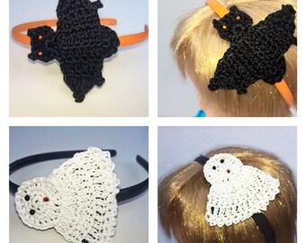 cerchietto capelli - hairband halloween