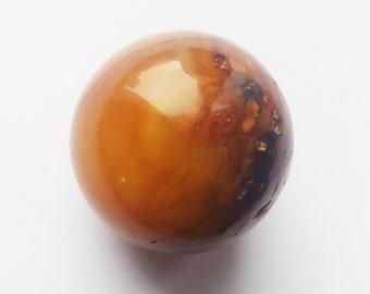Antique Amber ball 20g
