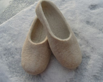Felted slippers Women , handmade felt slippers, Eco,wool shoes, wedding Gifts