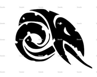 Snake Vinyl Decal - Snake Decal - Snake Laptop Decal - Snake Car Decal - Snake Wall Art - Snake Vinyl Sticker - Snake Wall Art - Snake Art