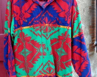 Vintage RALPH LAUREN Southwestern shirt