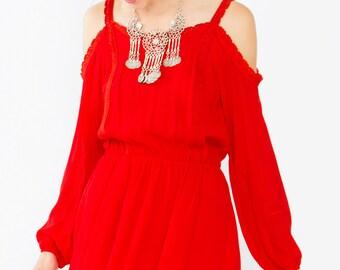 Open Show Dress