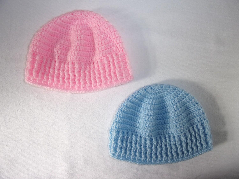 Crochet Hat Patterns For 6 Month Old : Crochet 3-6 Months Baby Hat beanie woollen baby hat warm
