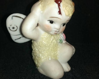 Vintage sugar baby fairy, made in Japan, ***CLEARANCE****