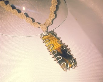 Tigers Eye Long Rectangle polished stone not available. Other stones available