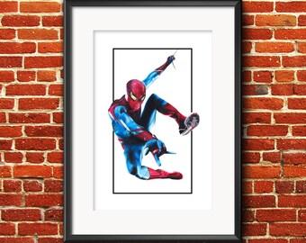The Amazing Spiderman Print