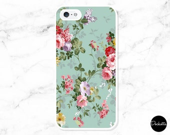 Floral Texture iPhone & Samsung Case