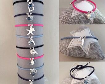 Friendship Bracelet, child bracelet, girls bracelet, Wrap bracelet, tie bracelet,  birthday gift, girls gift, friendship gift