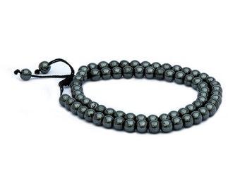 ematite double bracelet