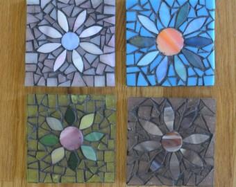 Mosaic Coasters
