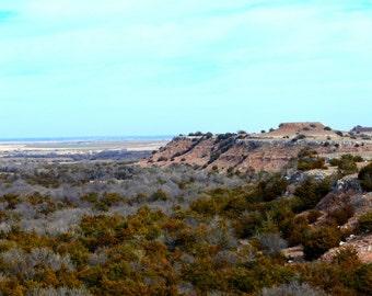 Oklahoma Mesa Western Photography