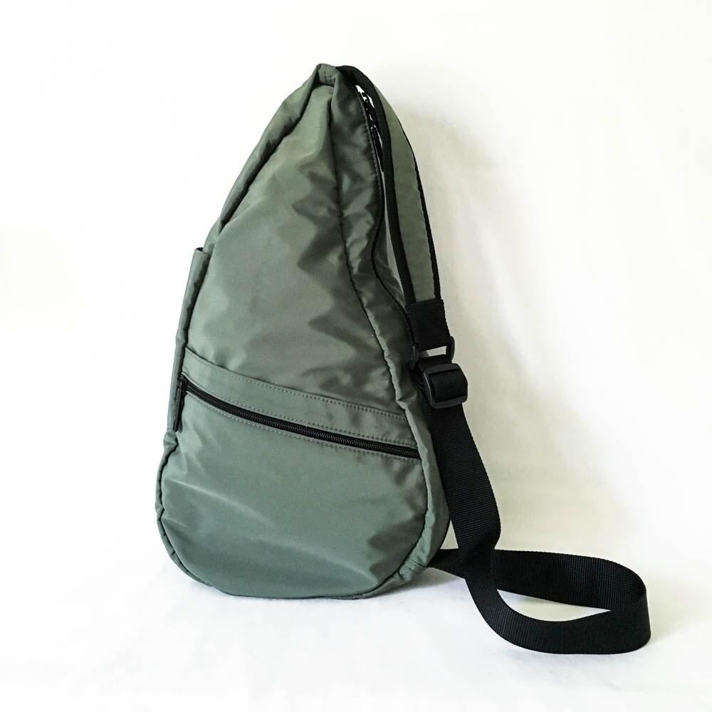 Ll Bean Backpack Ameribag Army Green Fabric Backpack