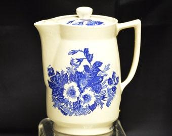 Electric Ceramic Teapot Made in Japan - Vintage Item #1333