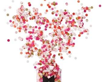 MINI CONFETTI - Pink Shimmer
