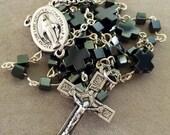 Hematite Catholic Rosary