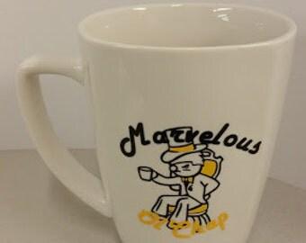 Marvelous Ol Cap Coffee Mugs