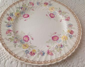 Burleigh Ware Plate