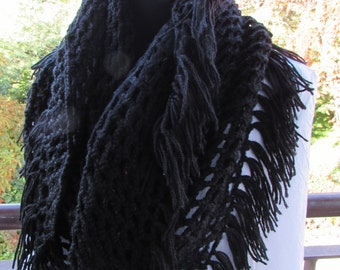 Multi-purpose shawl/scarf