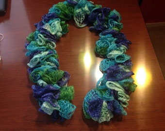 Ruffle Scarves!