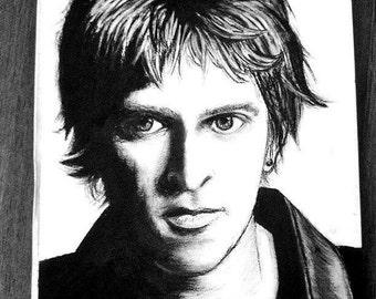 Rob Thomas Drawing