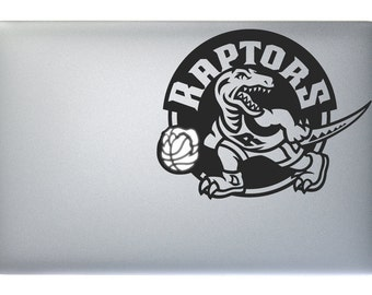 Black laptop decals