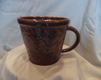 Hand Thrown Pottery Custom Mug