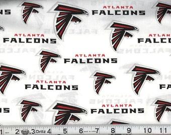 Atlanta Falcons Custom Made 8 pc (or made bumperless or in pink) nursery baby crib bedding set mw NFL Atlanta Falcons fabric NEW