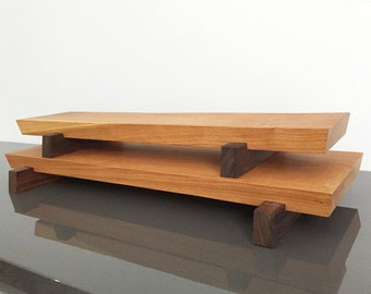 Solid Cherry Wood Sushi / Cheese / bread / Charcuterie board - Large or small