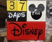Disney Countdown Etsy