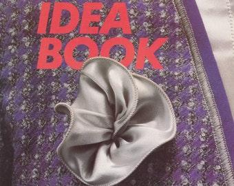 The Serger idea book