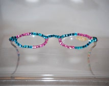 2.75 Swarovski Crystal reading Glasses - FREE SHIPPING