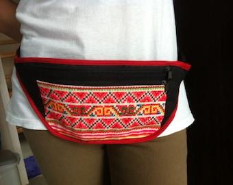 Sale! Hmong Adjustable Bag Handmade Travel Bag