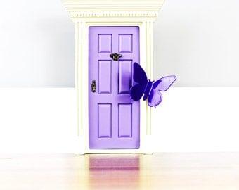 Little Fairy Door pixie elf door- portal to the fairy world - let the magic in